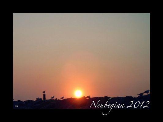 Neubeginn 2012