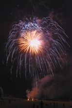 Neubiberger Feuerwerk 2