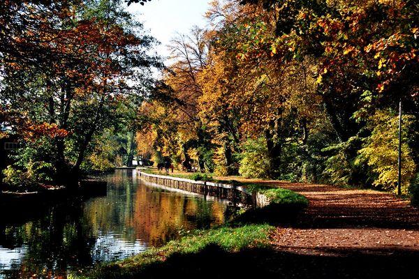 Neubrandenburg im Herbst