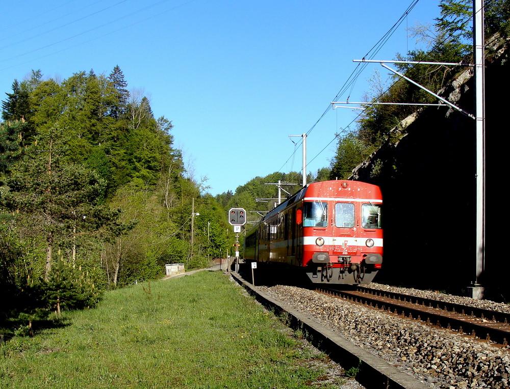 Neuchâtel - Travers - Pontarlier (F)..01