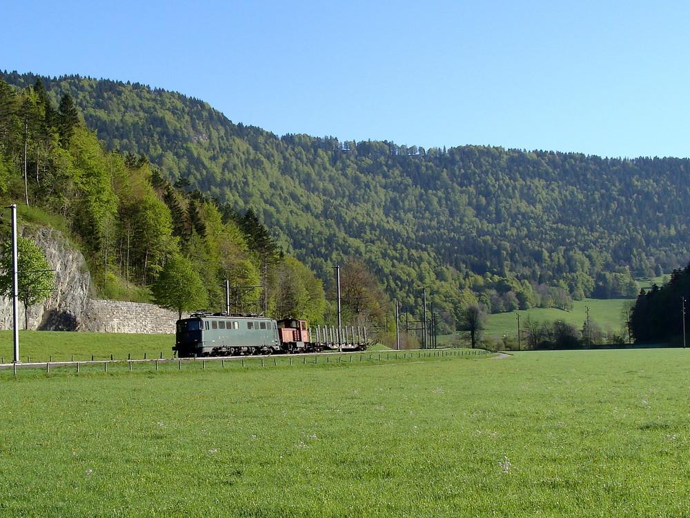 Neuchâtel - Travers - Pontarlier (F)..02