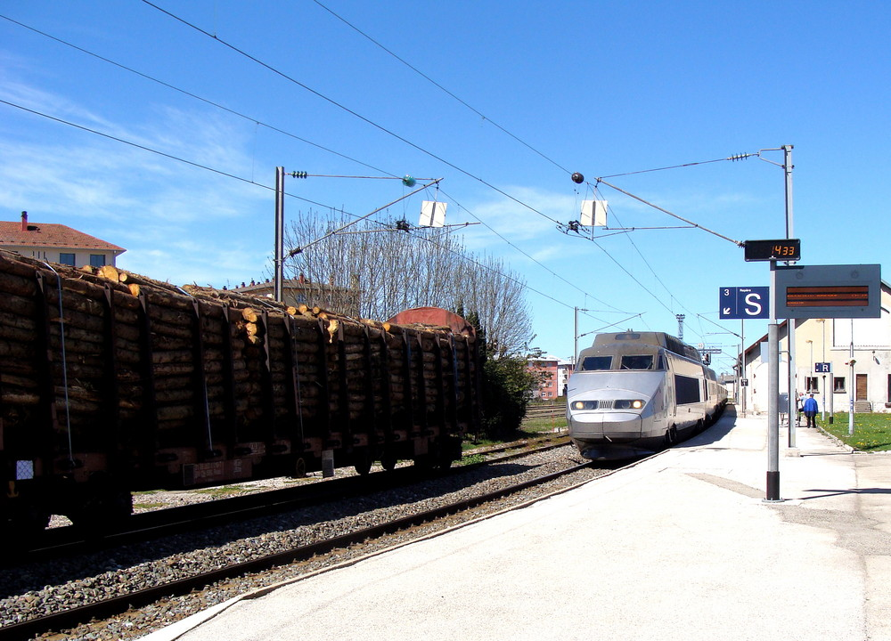 Neuchâtel - Travers - Pontarlier (F)..04