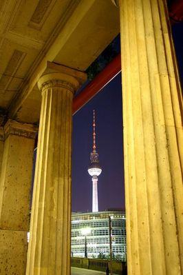 Neue Ansicht - Fernsehturm