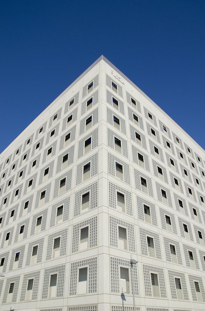 neue Bibliothek in Stuttgart