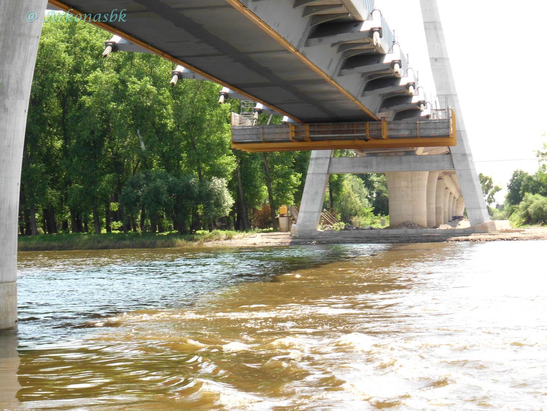 Neue Elbe Brücke 2