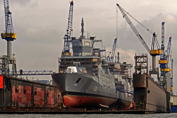neue Fregatten