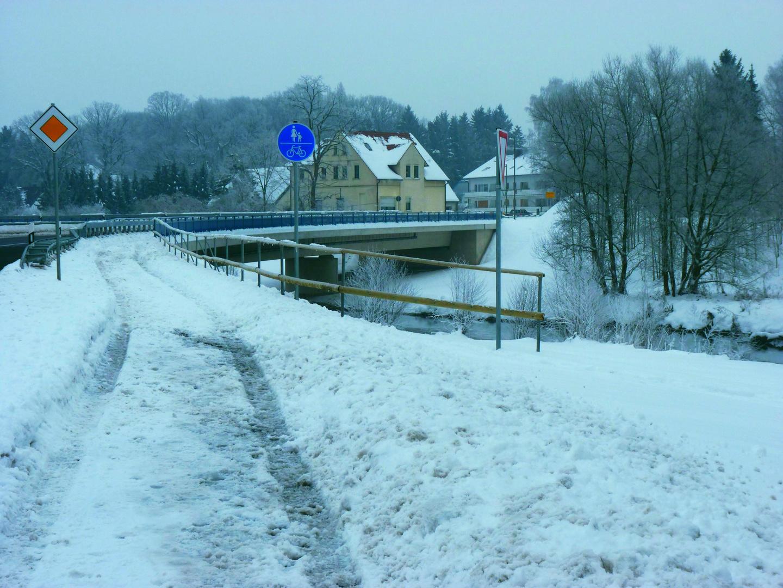 Neue Oberbehmer Brücke