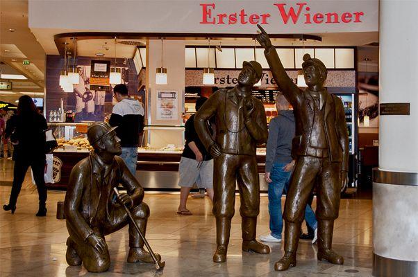 """Neue Ruhrzeitung: """"Der erste Wiener unter Tage"""" :-)"""