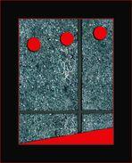 Neue Serie Nr. 2 Geometrie . . .