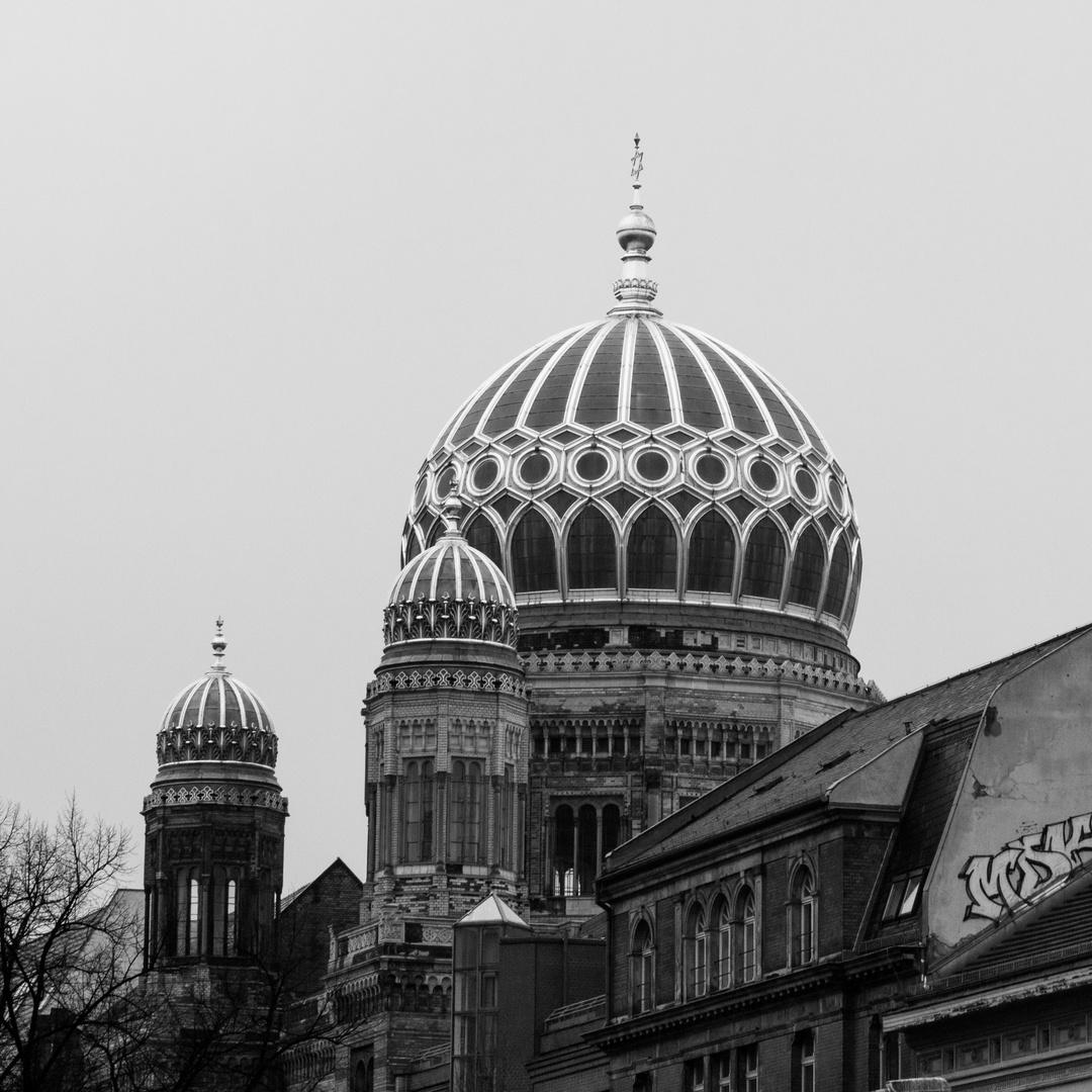 Neue Synagoge Berlin II