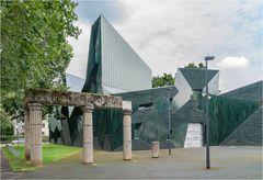 Neue Synagoge in Mainz