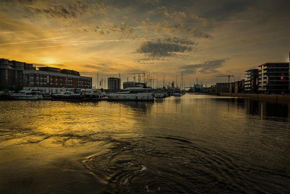 Neuer Jachthafen Bremerhaven