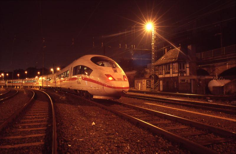 Neuer Zug, altes zu Hause
