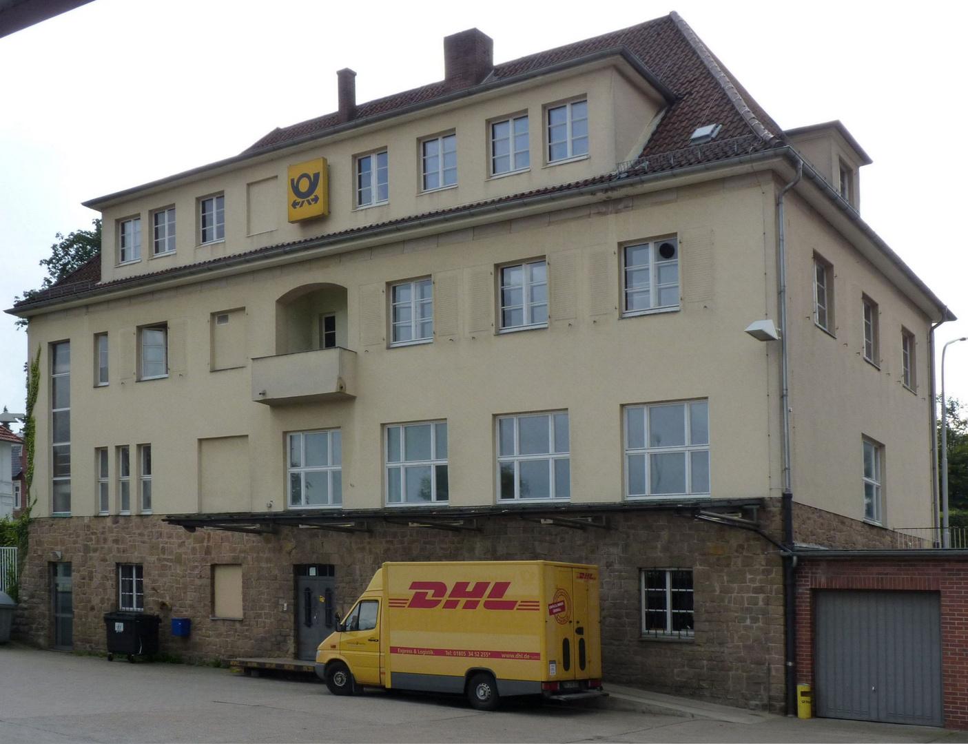 Neues Altes Postamt Vlotho