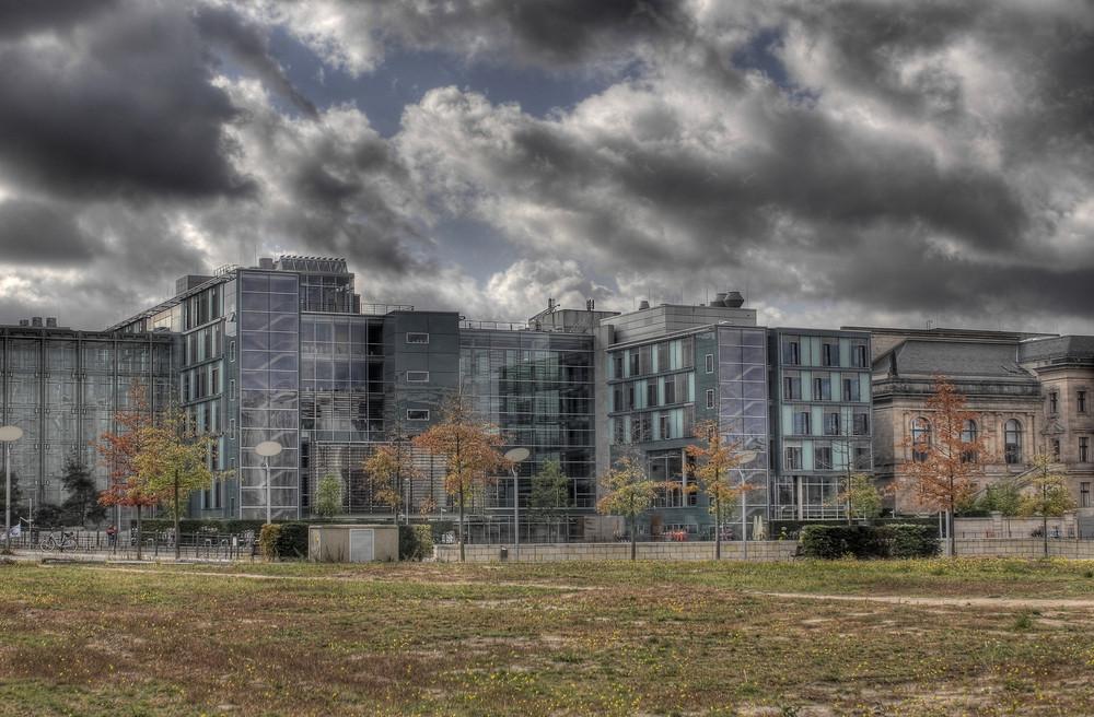 Neues aus dem Regierungsviertel 3. Oktober 2009