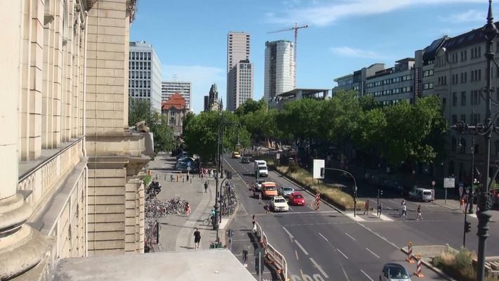 Neues Berlin Hardenbergstrasse