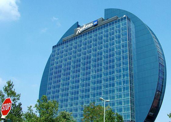 Neues Hotel in Frankfurt