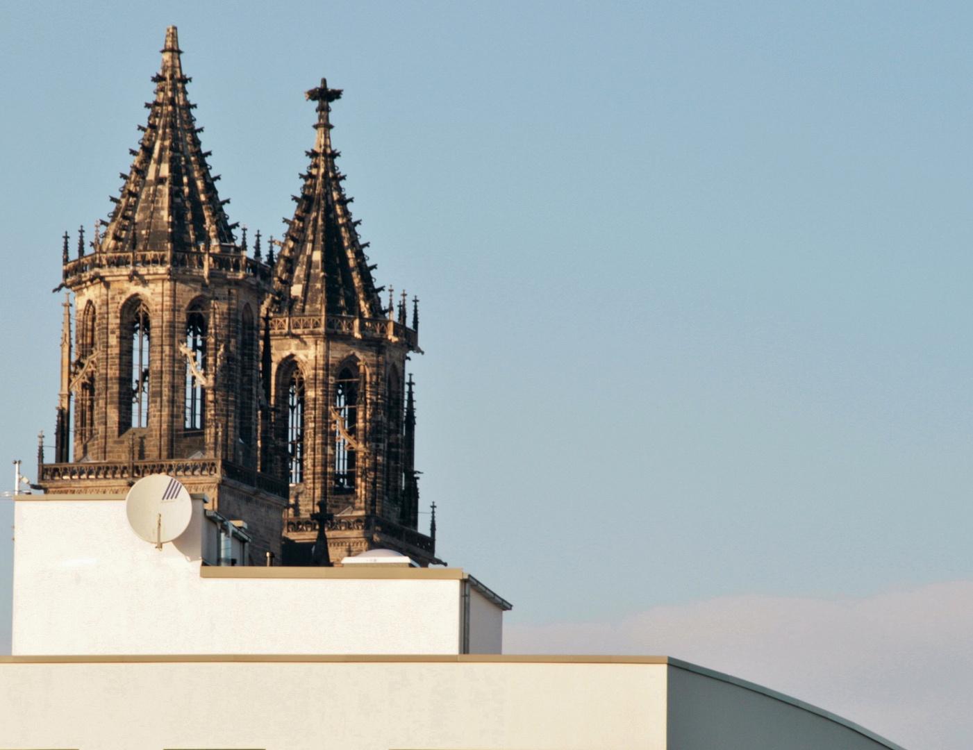 Neues Kirchenschiff