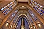 Neues Krematorium Ohlsdorf - Feierhalle zum Abschied nehmen