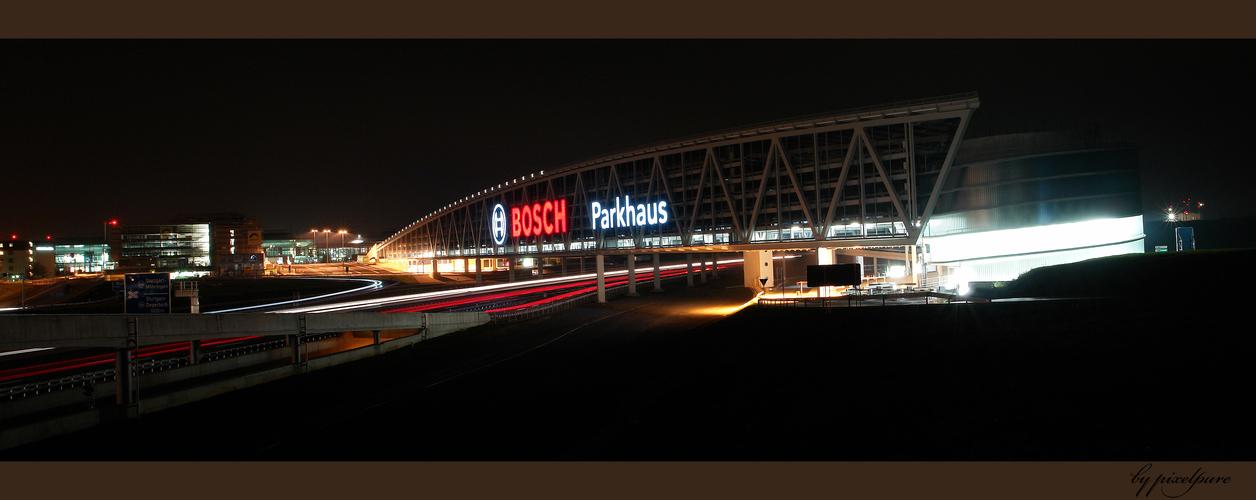 neues Messeparkhaus (Fildermesse)