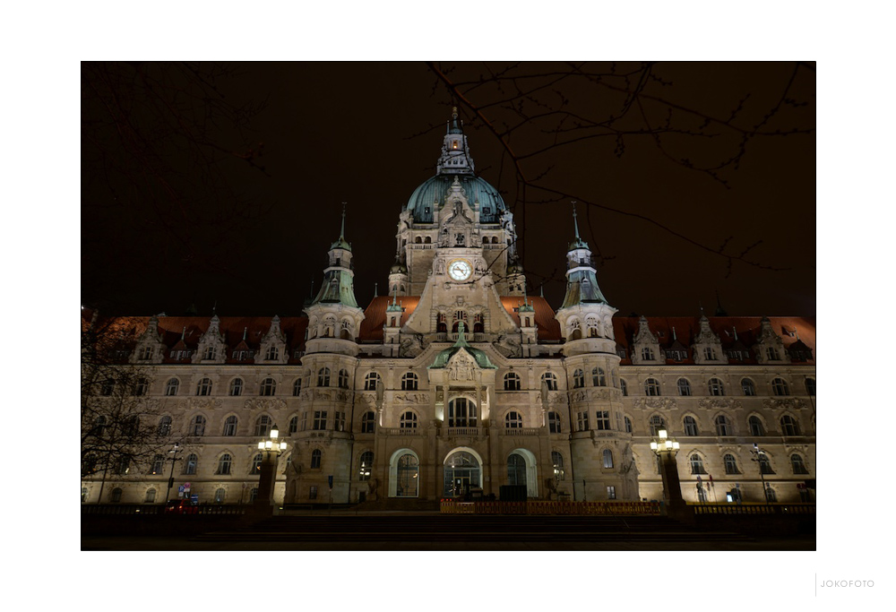 Neues Rathaus Hannover - 1