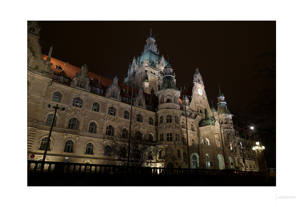 Neues Rathaus Hannover - 2