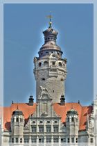 Neues Rathaus in LE