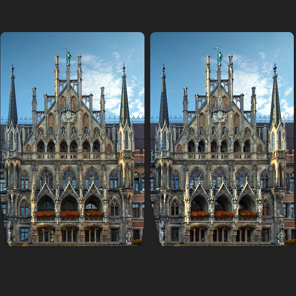 Neues Rathaus / München 3D