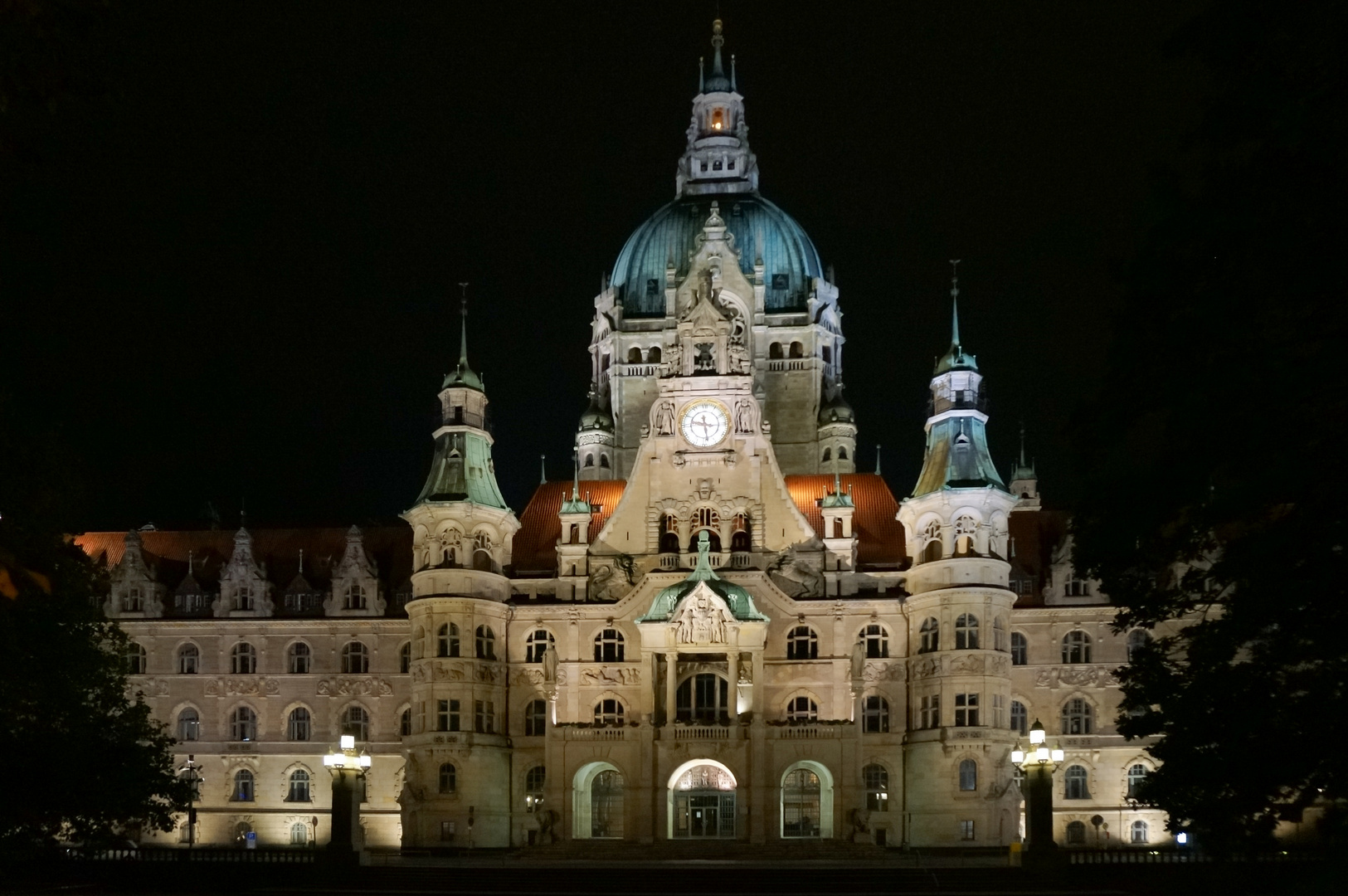 Neues Rathaus VII - Hannover