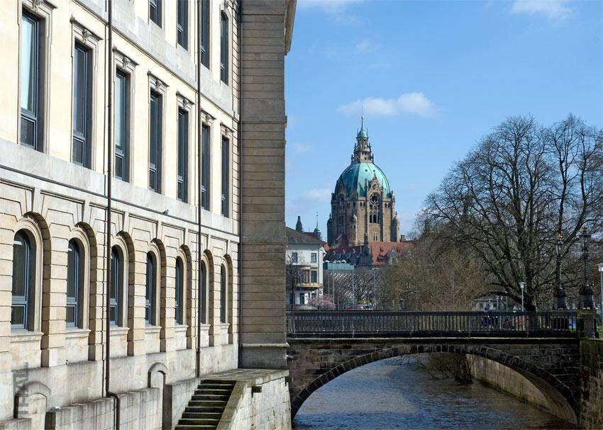 Neues Rathaus zu Hannover