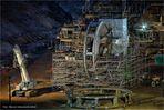 neues Schaufelrad nach 25 Jahren ... Tagebau Garzweiler