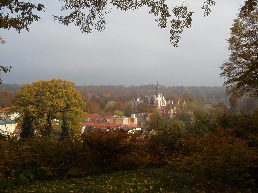 Neues Schloß - Bad Muskau