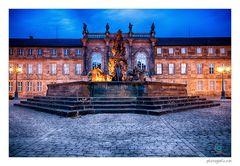 Neues Schloss, Bayreuth