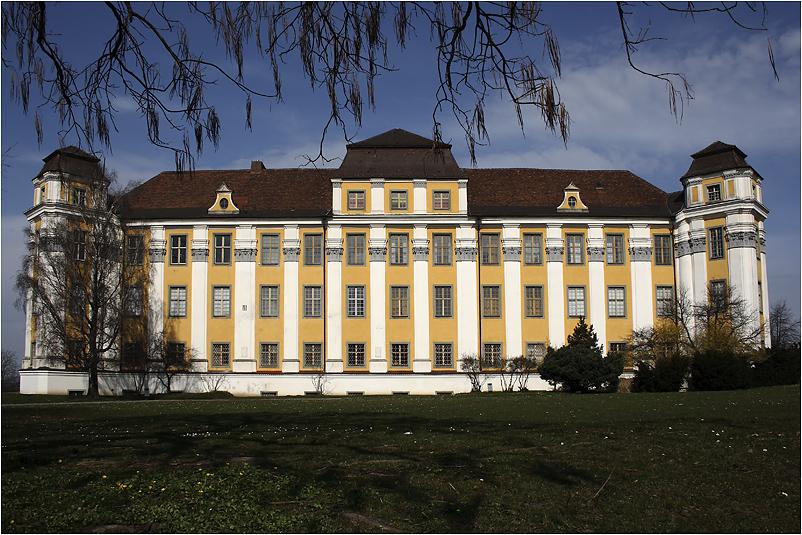 Neues Schloss in Tettnang