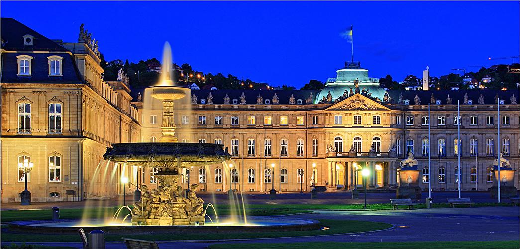 Neues Schloss (XII)