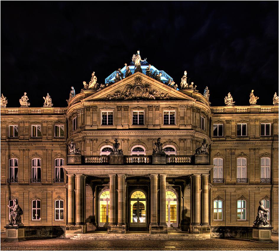 Neues Schloss (XVIII)
