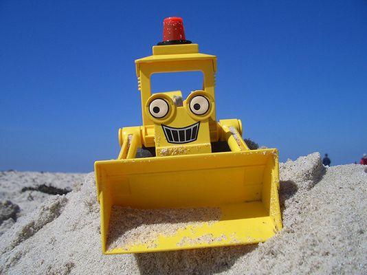 Neues von Bob, dem Baumeister.