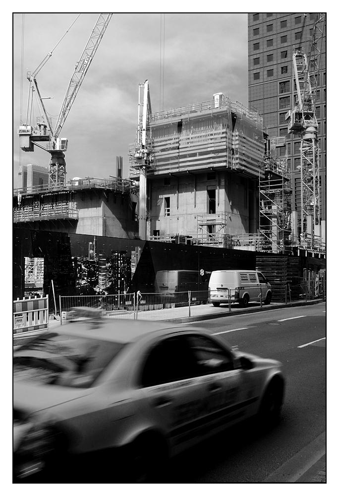 Neues von der Baustelle - 6