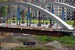 Neues von der Waldschlösschenbrücke im August II