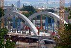 Neues von der Waldschlösschenbrücke im August III
