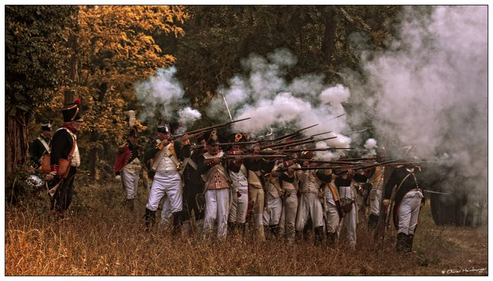 Neuf Brisach les journées Napoléoniènne 06