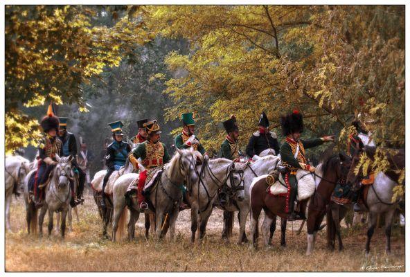 Neuf Brisach les journées Napoléoniènne 07