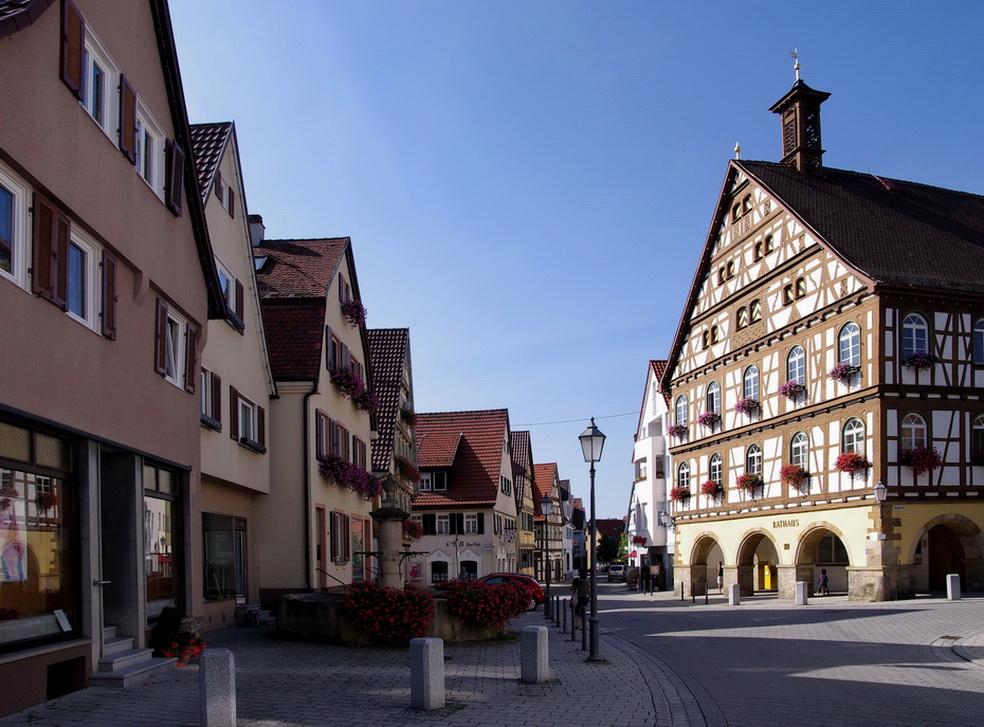 Neuffen, Hauptstraße (s. Thumb)