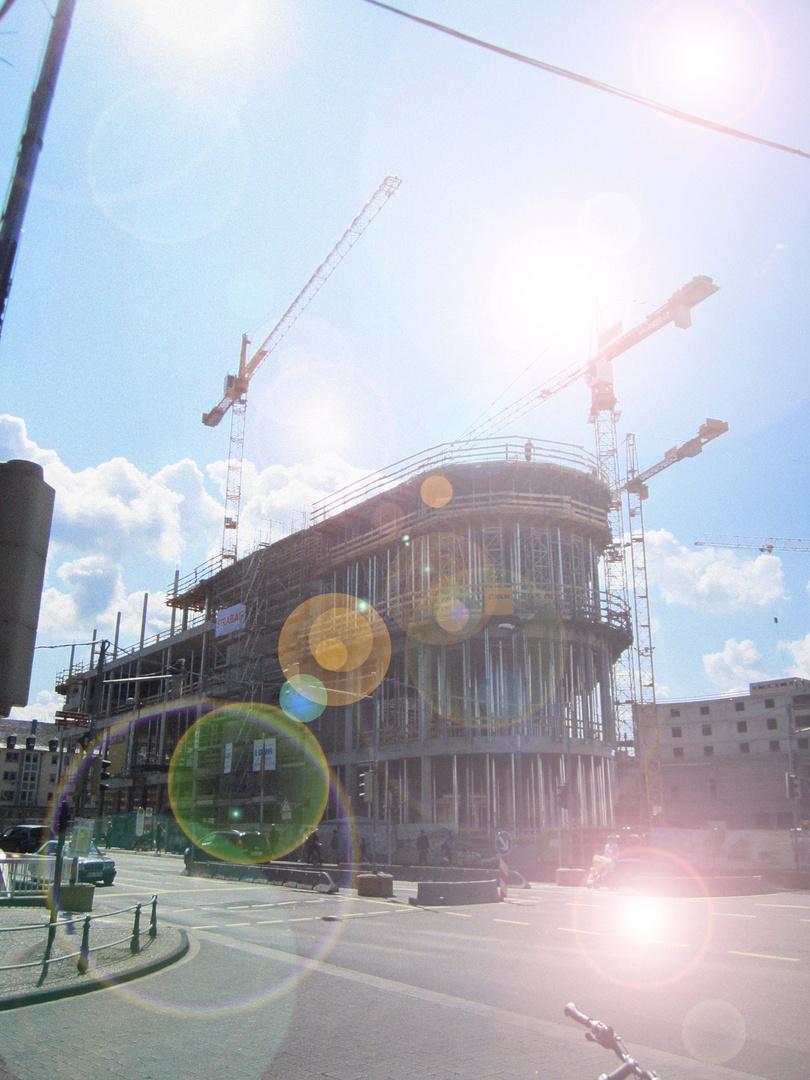 Neugestaltung des Zentralplatzes in Koblenz