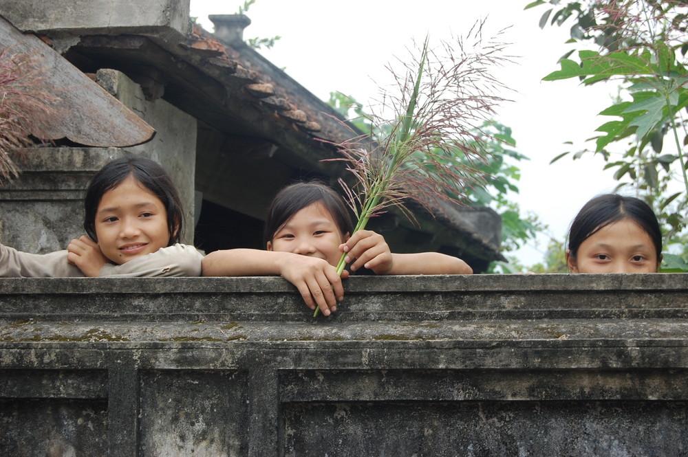 Neugierig in Nord-Vietnam