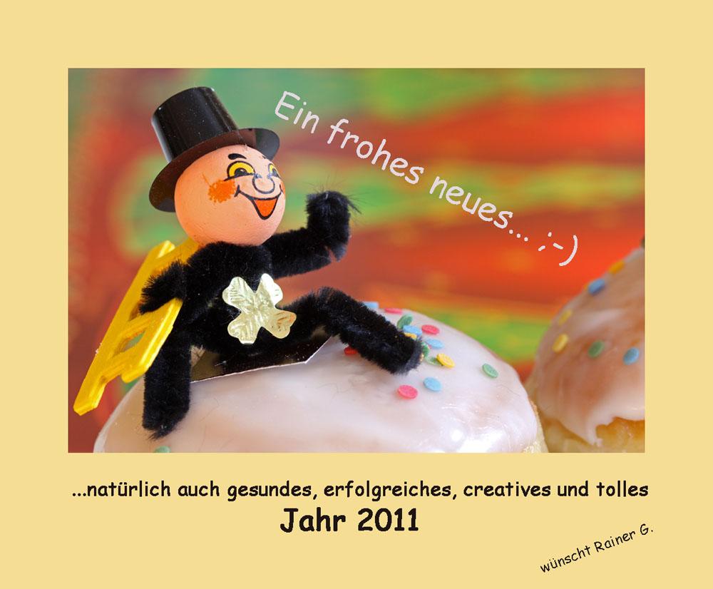 """...""""Neujährchen""""!!"""