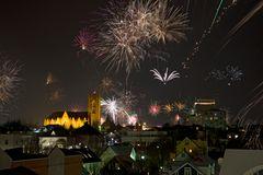 Neujahr in Island