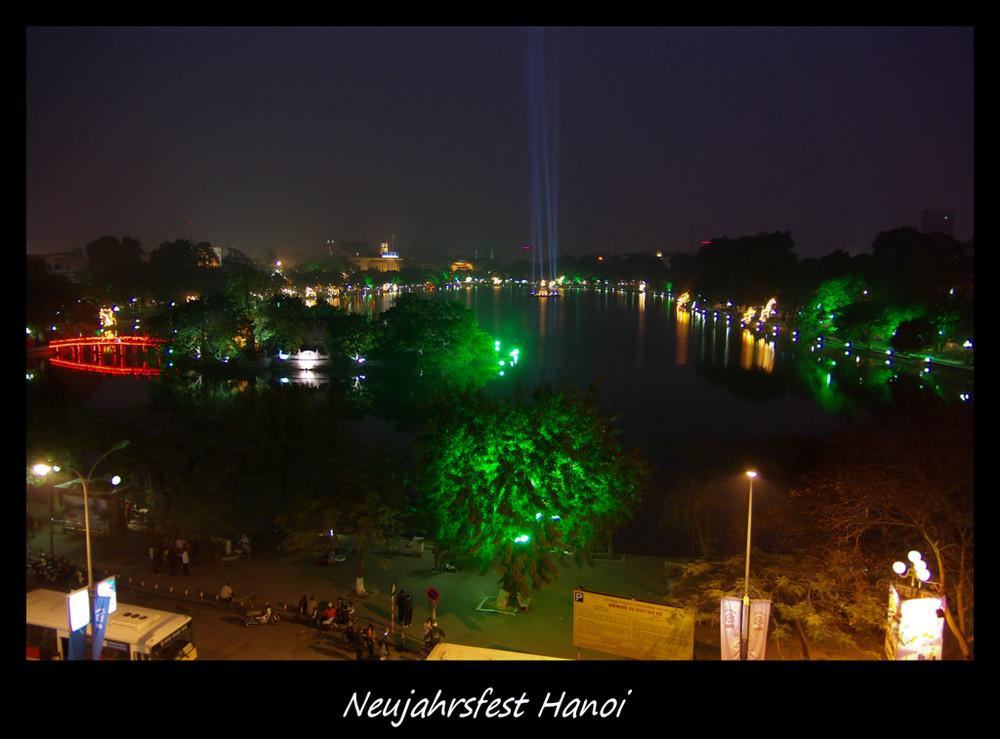 Neujahrsfest Hanoi