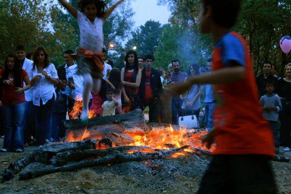 Neujahrsfest in Edirne