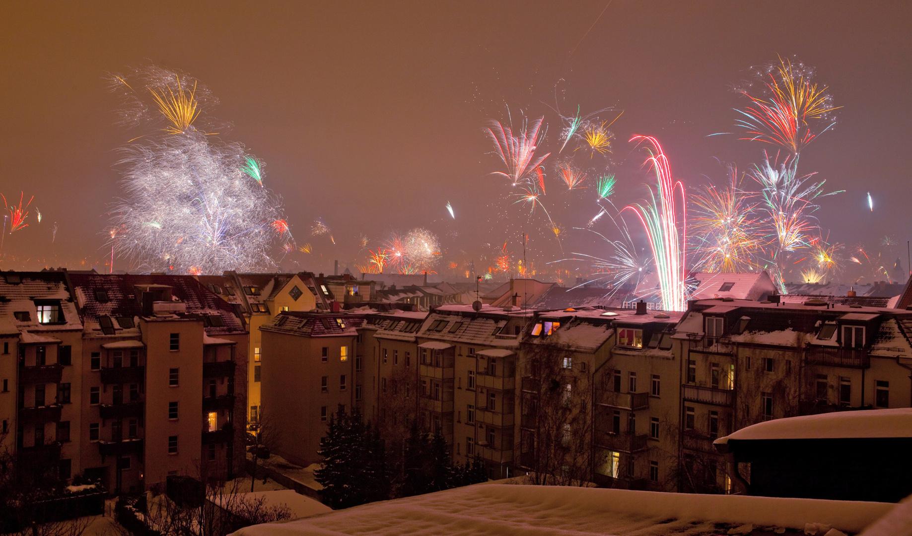 Neujahrsnacht 2
